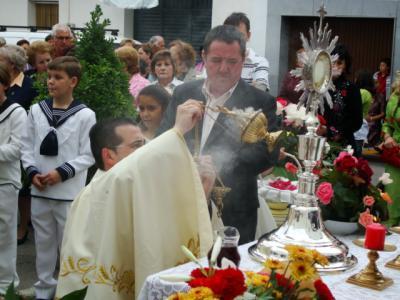CORPUS CHRISTI EN ABLA